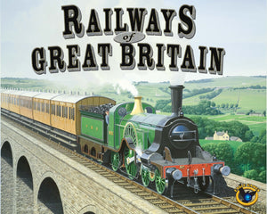 Railways of Great Britain - The Dice Owl