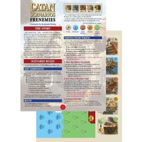 Catan Scenarios: Frenemies - Board Game - The Dice Owl