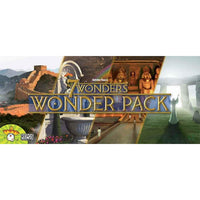 7 Wonders: Wonder Pack - Board Game - The Dice Owl