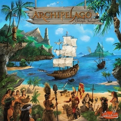 Archipelago - Board Game - The Dice Owl