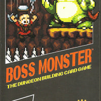 Boss Monster (Revised Edition)(Pre-Order) - Board Game - The Dice Owl