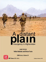 A Distant Plain (Pre-Order) - Board Game - The Dice Owl