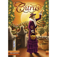 Citrus - Board Game - The Dice Owl