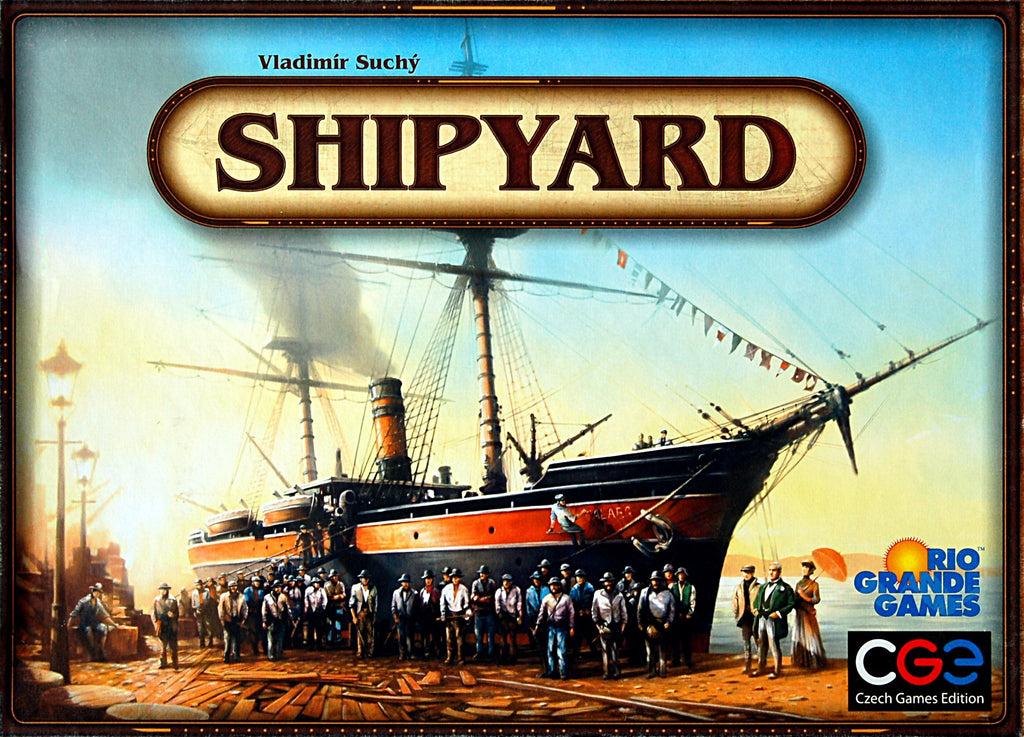 Shipyard - The Dice Owl