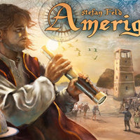 Amerigo - Board Game - The Dice Owl