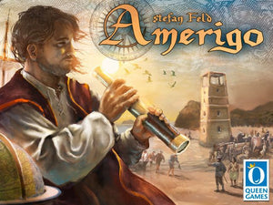 Amerigo (Pre-Order) - Board Game - The Dice Owl