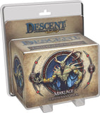 Descent: Journeys in the Dark (Second Edition) – Gargan Mirklace Lieutenant Pack - Board Game - The Dice Owl