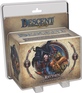 Descent: Journeys in the Dark (Second Edition) – Raythen Lieutenant Pack - Board Game - The Dice Owl