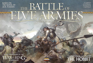 The Battle of Five Armies - The Dice Owl