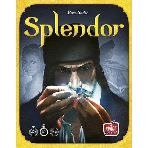Splendor - Board Game - The Dice Owl