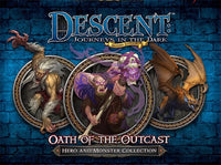 Descent: Oath of the Outcast - Board Game - The Dice Owl