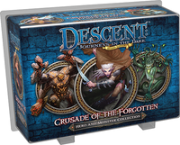 Descent: Crusade of the Forgotten - Board Game - The Dice Owl
