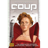 Coup - Board Game - The Dice Owl