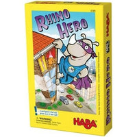 Rhino Hero - The Dice Owl