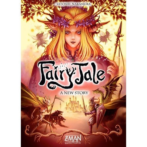 Fairy Tale (New edition) - Board Game - The Dice Owl