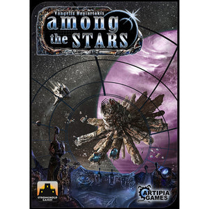 Among the Stars - Board Game - The Dice Owl