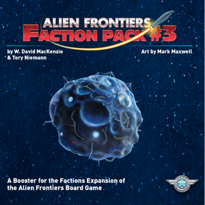 Alien Frontiers: Faction Pack #3 - Board Game - The Dice Owl