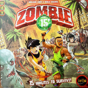 Zombie 15 (FR) - the dice owl