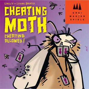Cheating Moth - Board Game - The Dice Owl