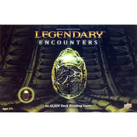 Legendary Encounters: An Alien Deck Building Game - The Dice Owl