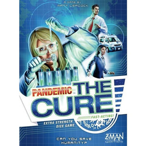 Pandemic: The Cure - Board Game - The Dice Owl
