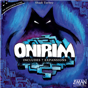 Onirim (Second edition) - Board Game - The Dice Owl