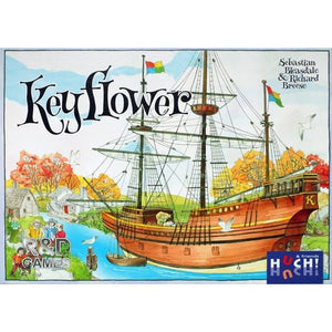 Keyflower - Board Game - The Dice Owl