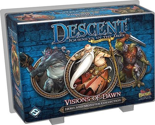 Descent: Visions of Dawn - Board Game - The Dice Owl