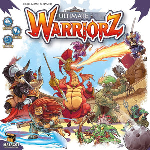 Ultimate Warriorz - The Dice Owl