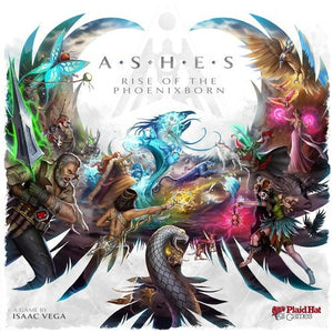 Ashes: Rise of the Phoenixborn - Board Game - The Dice Owl