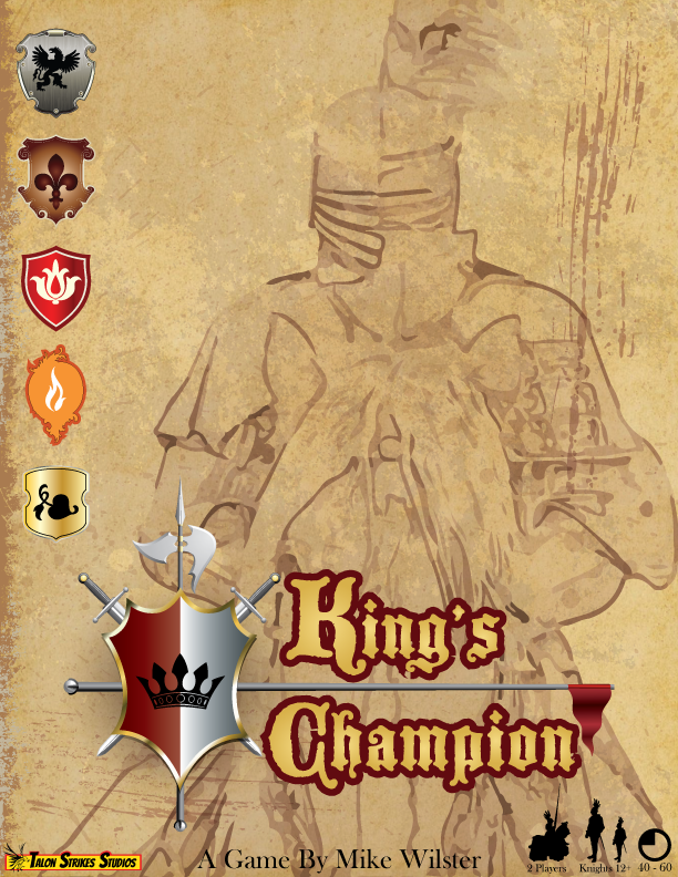 King's Champion - The Dice Owl