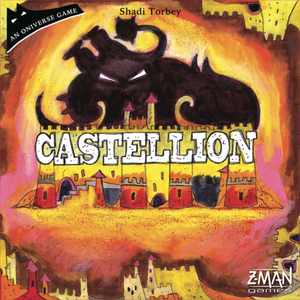 Castellion - Board Game - The Dice Owl