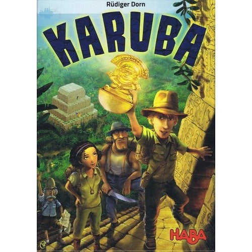 Karuba - Board Game - The Dice Owl