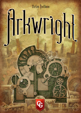 Arkwright - Board Game - The Dice Owl