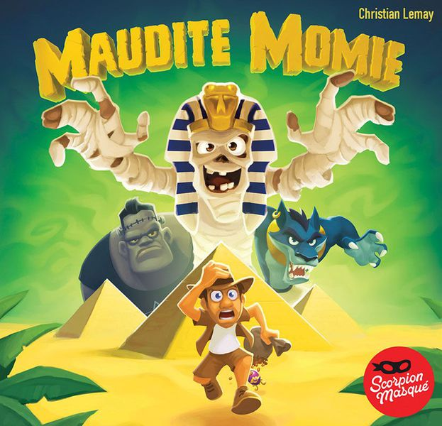 maudite momie - the dice owl