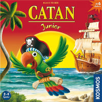 Catan Junior (Nouvelle édition)