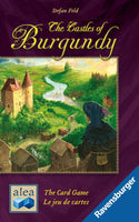 The Castles of Burgundy: The Card Game - The Dice Owl