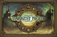 Darkest Night (Second edition) Miniature Set - Board Game - The Dice Owl