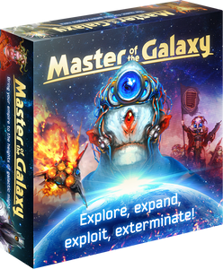 Master of the Galaxy - The Dice Owl