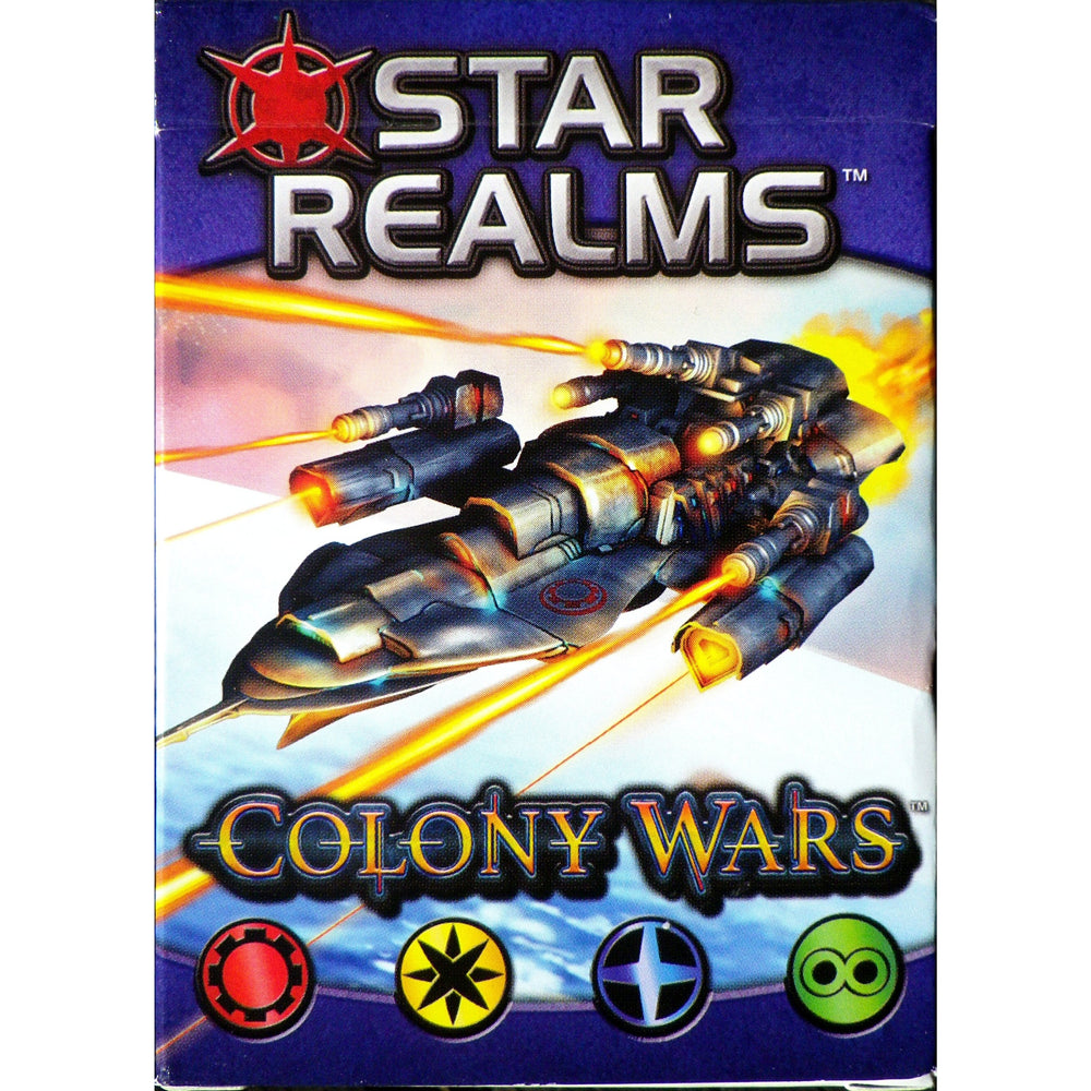 Star Realms: Colony Wars - The Dice Owl