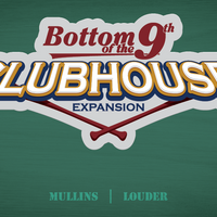 Bottom of the 9th: Clubhouse Expansion - Board Game - The Dice Owl