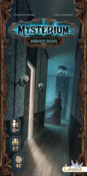 Mysterium: Hidden Signs - The Dice Owl