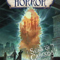 Eldritch Horror: Signs of Carcosa - The Dice Owl
