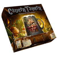 Cavern Tavern (Pre-Order) - Board Game - The Dice Owl