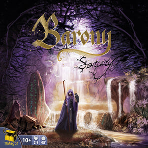 Barony: Sorcery (Pre-Order) - Board Game - The Dice Owl