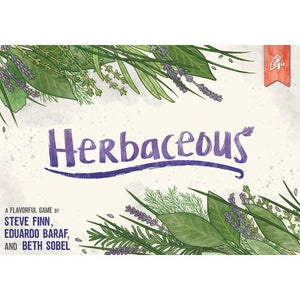 Herbaceous - Board Game - The Dice Owl