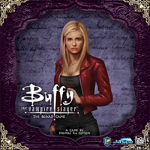 Buffy the Vampire Slayer: The Board Game - Board Game - The Dice Owl