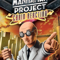 Manhattan Project - Chain Reaction Board Game | The Dice Owl