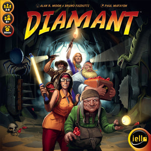 Diamant (FR) - Board Game - The Dice Owl