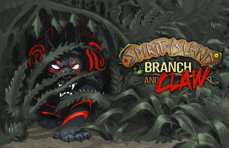 Spirit Island: Branch & Claw - The Dice Owl
